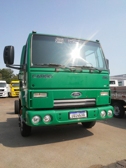 Ford Cargo 816 S Ano 2013 - Mondial Veiculos Ltda -