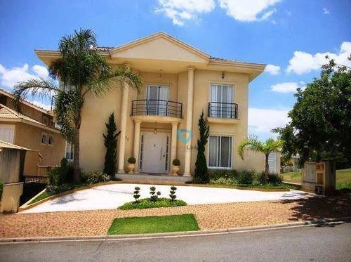 Casa Com 4 Dormitórios, 981 M² - Venda Por R$ 3.400.000,00 Ou Aluguel Por R$ 12.000,00/mês - Gênesis 1 - Santana De Parnaíba/sp - Ca1131
