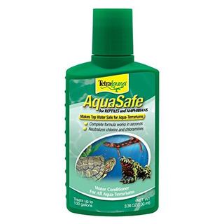 Tetra 77009 Aquasafe Para Reptiles, 100-ml