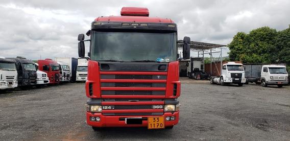 Scania R124 360 2003/03 (380, 320,p310) (7718)