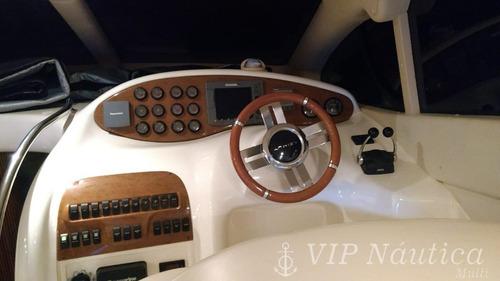 Intermarine 460 Full   2005   2 X Volvo 500 Hp   800 Hs