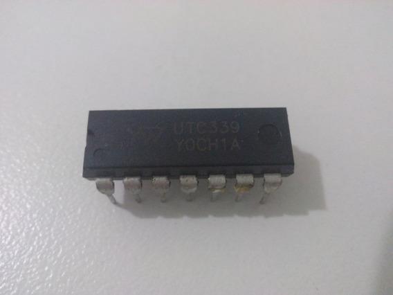 Ci Comparador Voltagem Quad 18/36v (utc339)