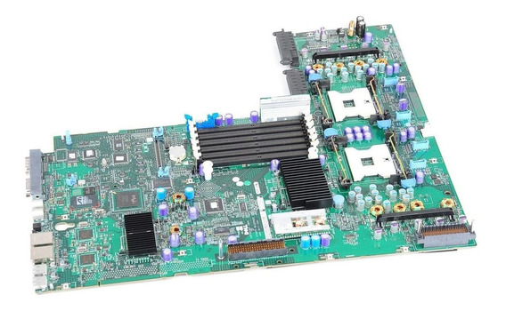 Placa Mãe Dell Poweredge 1850 Servidor 0u9971, D8266, 0hj859
