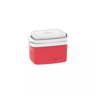 Caixa Térmica 5 Litros Vermelha Com Nota Fiscal