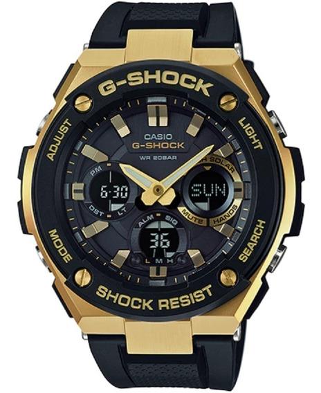 Reloj Casio G-shock G-steel Solar Gst-s100g-1a - Original