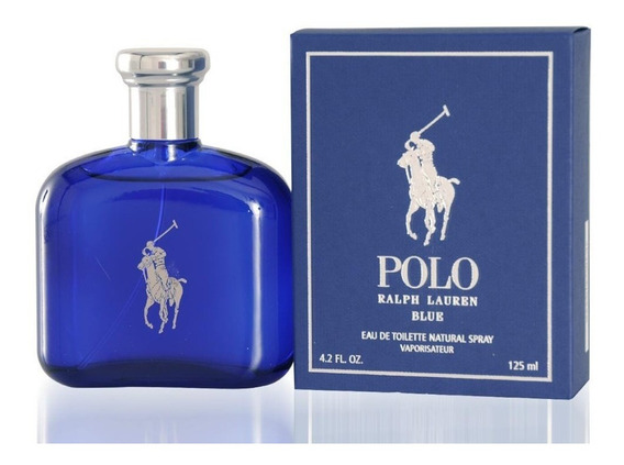 Perfume Polo Blue Ralph Lauren Masculino Edt 125ml Original