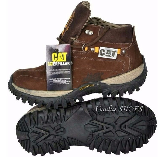 Bota Masculina E Feminina Caterpillar Do 34 Ao 45