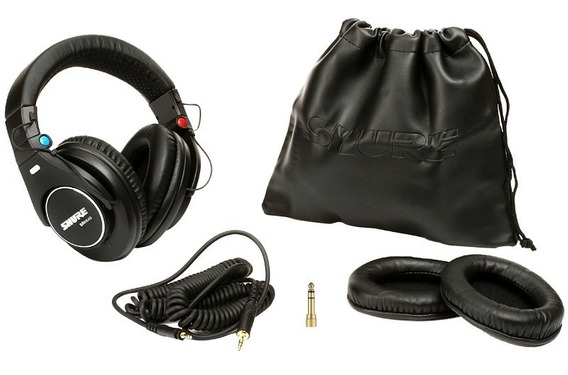 Fone Shure Srh 840 Oferta Na World Of Music