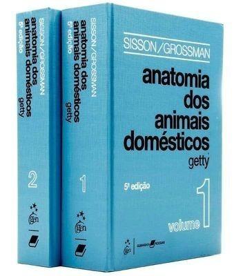 Anatomia Dos Animais Domésticos - 2 Volumes - 5ª Edição