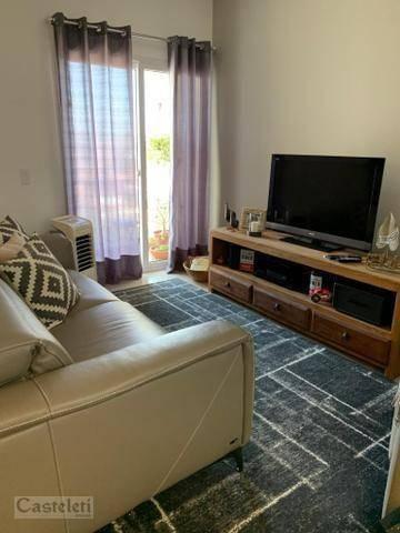 Apartamento Com 1 Dormitório À Venda, 46 M² Por R$ 295.000 - Bonfim - Campinas/sp - Ap7173