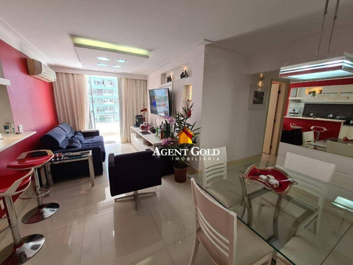 Imagem 1 de 28 de Excelente Apartamento 02 Quartos Na Melhor Localização Da Barra Da Tijuca - Ap0978