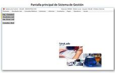 Sistema De Gestión Para Laboratorios Clinicos - Sislab