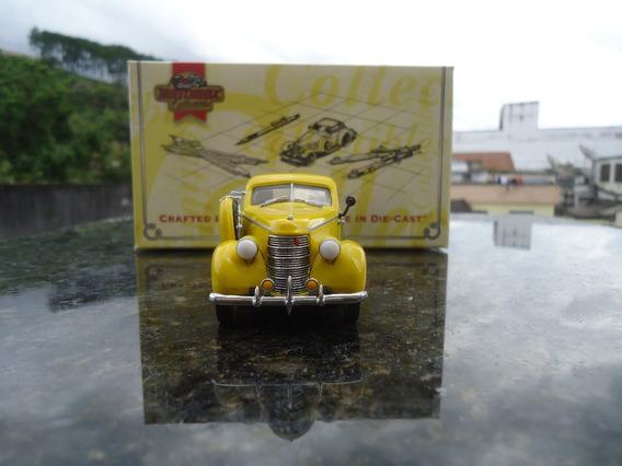 Miniatura De Pick Up Studebaker 1938 Escala 1;43
