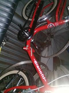 Bicicleta Bianchi Rod.16 Niño