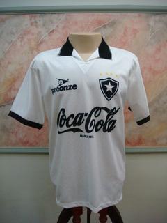 Camisa Futebol Botafogo Rio Janeiro Proonze Jogo Antiga 1454