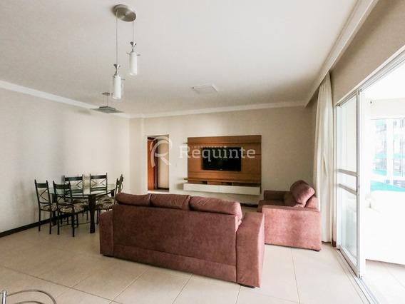 Apartamento Com 3 Suítes Mobiliado Em Itapema - 2084