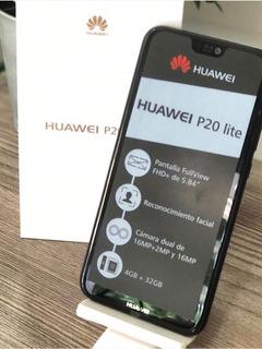 Huawei P20 Lite De 128gb Omologado De Oferta