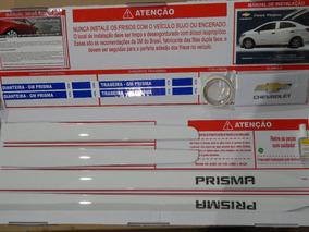 Kit Friso Lateral Prisma Branco Summit Original Gm 98550752