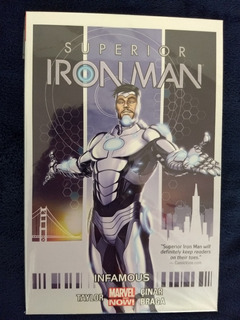 Marvel Comics. Superior Iron Man.