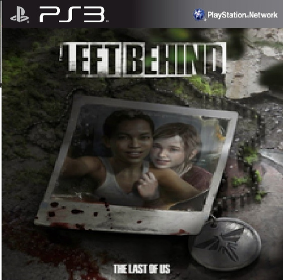 Dlc The Last Of Us - Left Behind Ps3