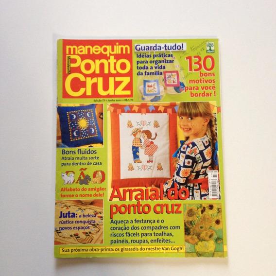 Revista Manequim Ponto Cruz Arraial Do Ponto Cruz B146