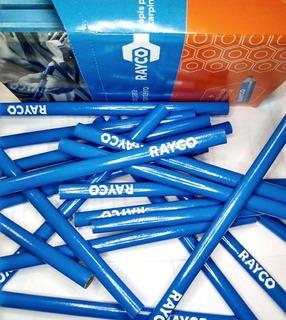 Imagem 1 de 2 de Caixa De Lápis Para Carpinteiro Rayco (72 Unidades)