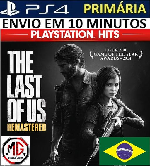 The Last Of Us Ps4 - Original 1 - Portugues - Promoção