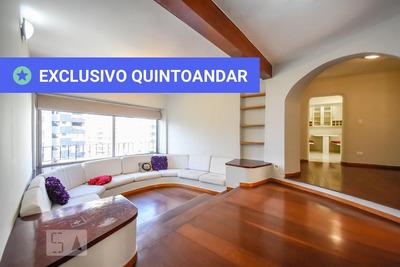 Apartamento No 13º Andar Com 2 Dormitórios E 2 Garagens - Id: 892935624 - 235624
