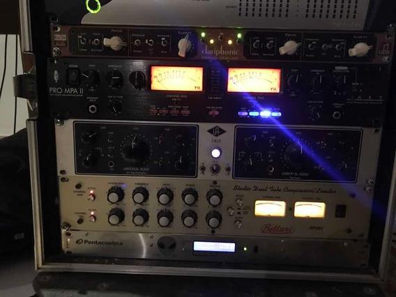Pre Amplificador Universal Audio Ua 2-610