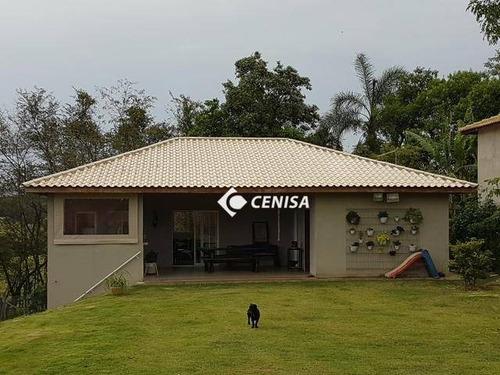 Chácara Com 2 Dormitórios À Venda, 1000 M² - Recanto Campestre Viracopos Gleba 2 - Indaiatuba/sp - Ch0143