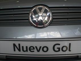 Volkswagen Vw Gol Trend Trendline 1.6 5 Puertas Rl