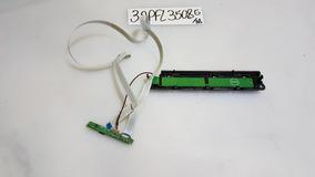 Teclado Sensor Ir Remoto Philips 32pfl3508g/78 39pfl3508g/78