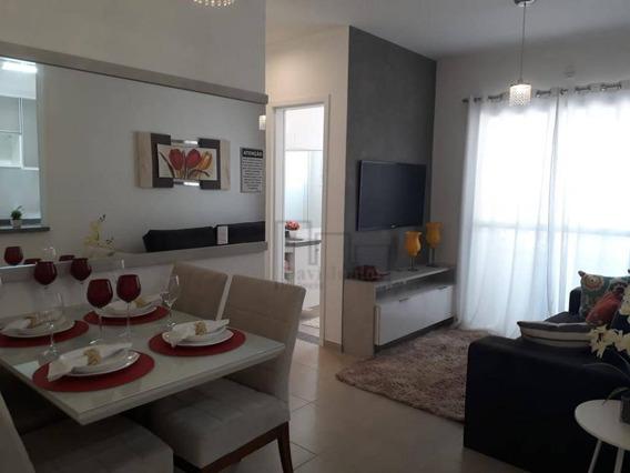 Apartamento Com 2 Dormitórios À Venda, 61 M² Por R$ 265.000,00 - Jardim Leocádia - Sorocaba/sp - Ap1710