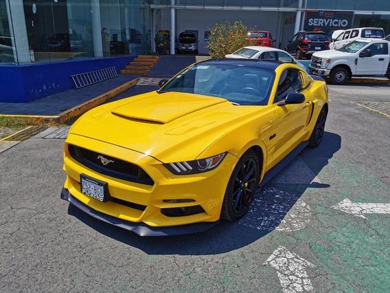 Ford Mustang 5.0l Gt V8 Tm 2017