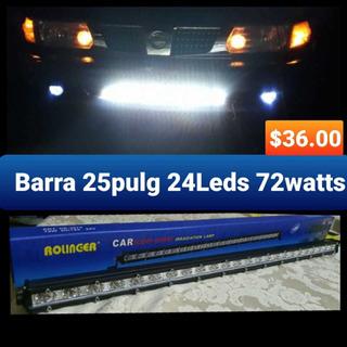Barra Rollinger 25pulg 24pulg 70watts Nueva!