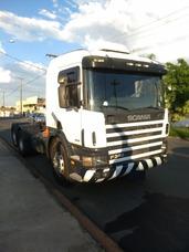 Scania P340 Ls 6 X 2