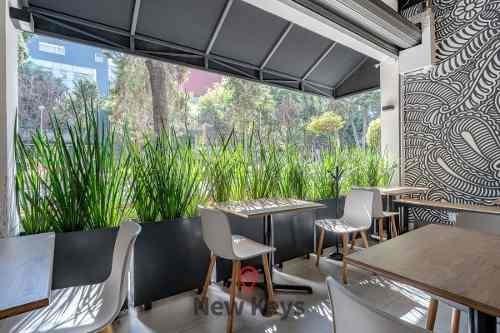 Traspaso Y Renta Local Comercial En Pleno Polanco, 100 M2 Ideal Restaurante