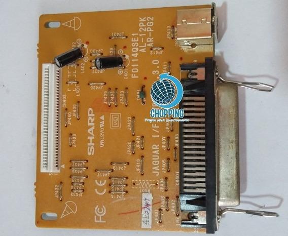 Placa Lpt1 Usb Sharp Al1645