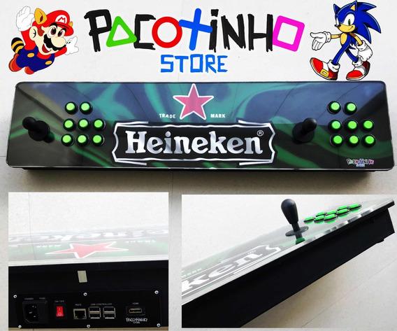 Fliperama Portátil Arcade 128gb 1 Metro 17.930 Jogos