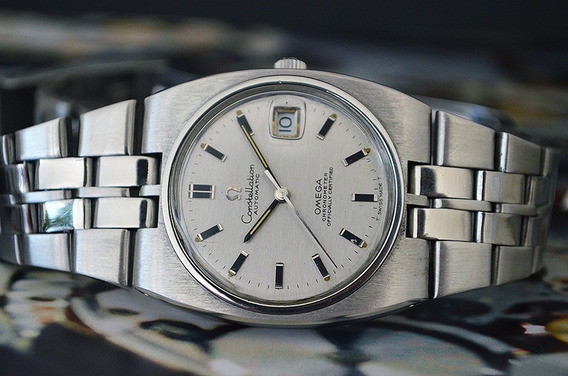 Omega Constellation Bracelete - Excelente Estado - 100% Orig
