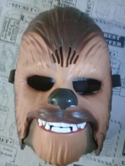 Mascara Electronica Star Wars Coleccion Chew