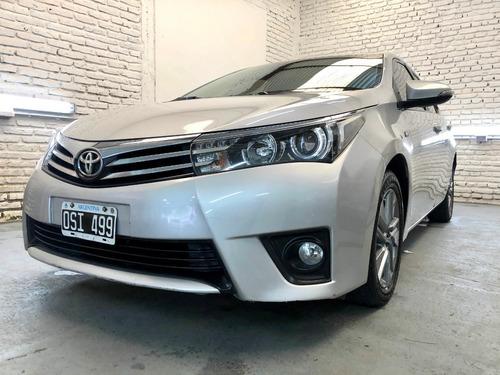Toyota Corolla 1.8 Xei Cvt Automático 2015 - Impecable