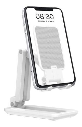 Imagen 1 de 3 de Soporte Escritorio Noga Celular Tablet Plegable Ng-hold V1