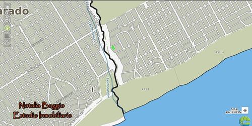 Lote En San Eduardo Del Mar 8360 Mts2 Calle 16 Y 107