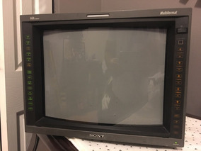 Monitor Sony Pvm 14l5 Retrogames 14 Profissional