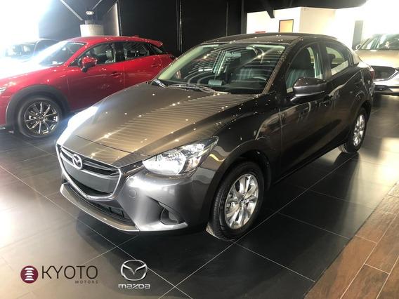 Mazda 2 Sedán Prime Automático 2020 Machine Gray