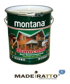 Osmocolor Stain Natural Uv Gold - 18l
