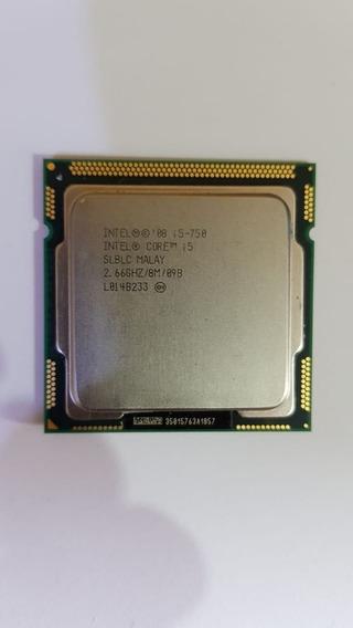 Processador Intel I5 750 2.66 Ghz Lga 1156