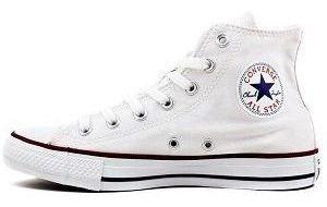 Tênis Converse All Star Chuck Taylor Hi - Original Branco