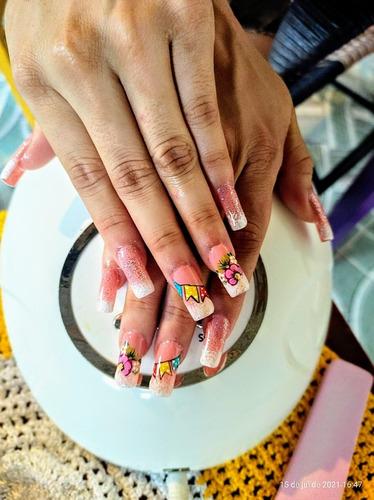 Cuide-se Da Sua Beleza (manicure E Pedicure,hena Da Keicia)